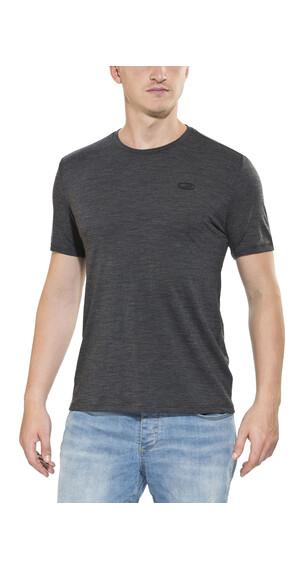 Icebreaker Tech Lite Kortærmet T-shirt grå